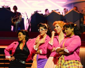 Les PINK LADIES (Rizzo, Marty, Frenchie et Jan)