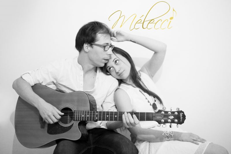 Mélecci, l'élégant duo pop/folk
