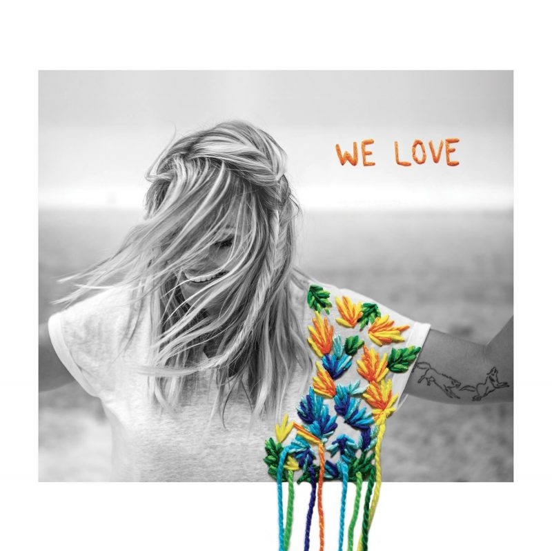 Single « We love »