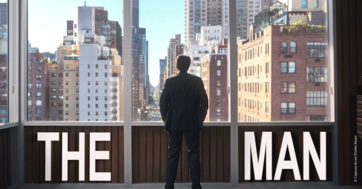 Clip « The man » de Taylor Swift